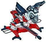 einhell TC-SM 2131 Troncatrice Radiale, Rosso, 1800 W