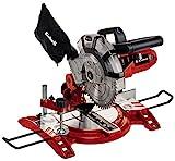 Einhell 4300295 Troncatrice TC-Ms 2112, 1400 W, Rosso